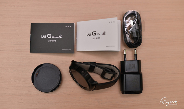 LG GWATCH R UNBOXING