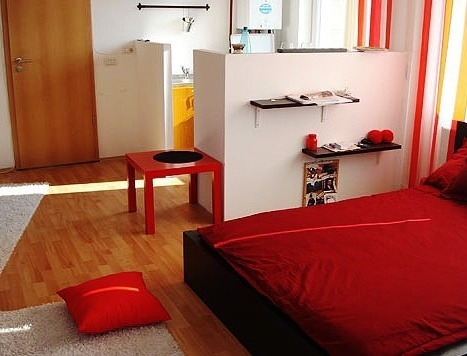 5평 원룸 인테리어 세련된 방 만드는 방법 :: 블로그story