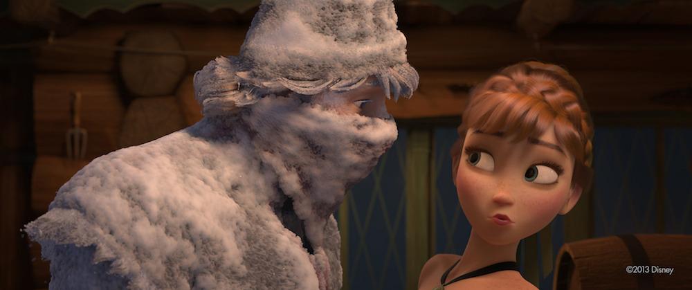 겨울왕국 후기 - 디즈니 조이풀 홀리데이의 디즈니 시네마와 함께한 '겨울왕국'