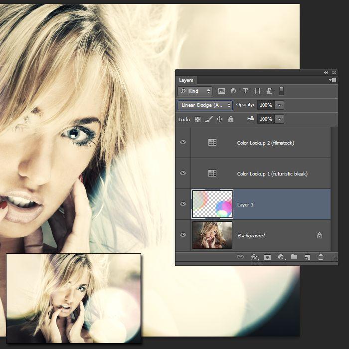 12 가지 무료 포토샵 라지 보케 브러쉬 - 12 Free Photoshop Large Bokeh Brushes