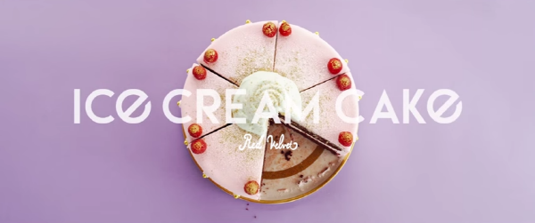 Hayley Aitken Ice Cream Cake