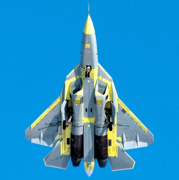 수호이 T-50 PAK FA 러시아 5세대 스텔스전투기
