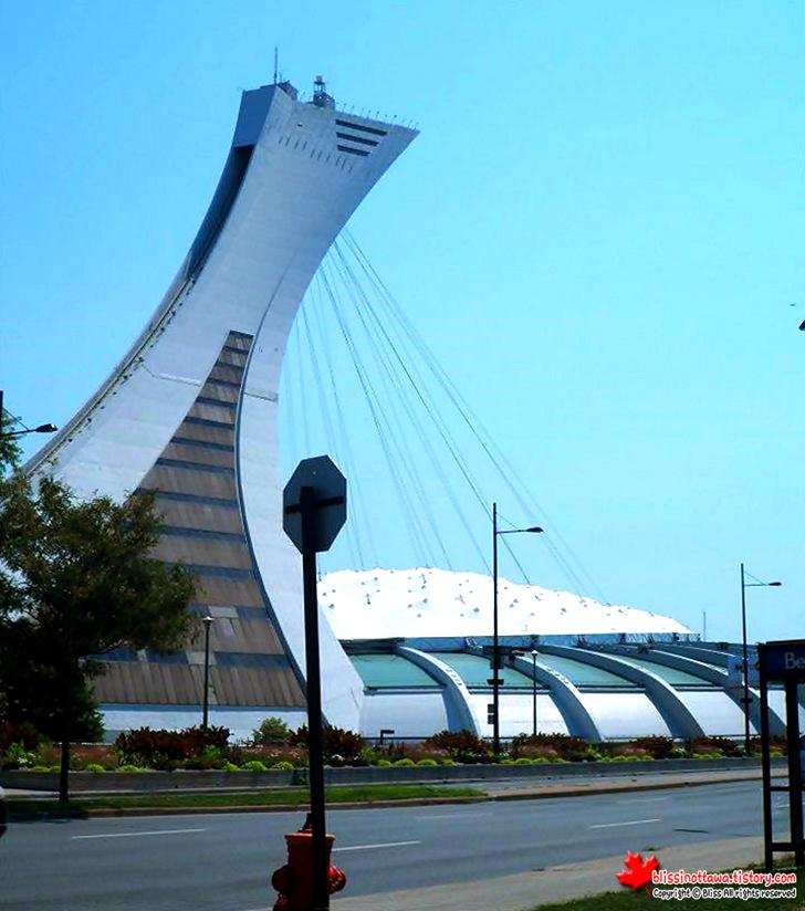 캐나다 동부여행 몬트리올 바이오돔