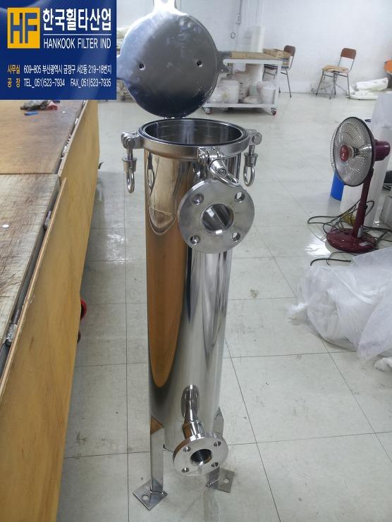 한국휠타산업 Hp 010 3383 7934 하우징 필터 필터하우징 압력용기 Filter