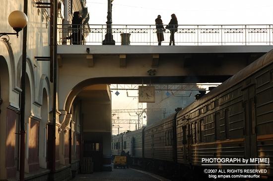 시베리아 횡단 철도