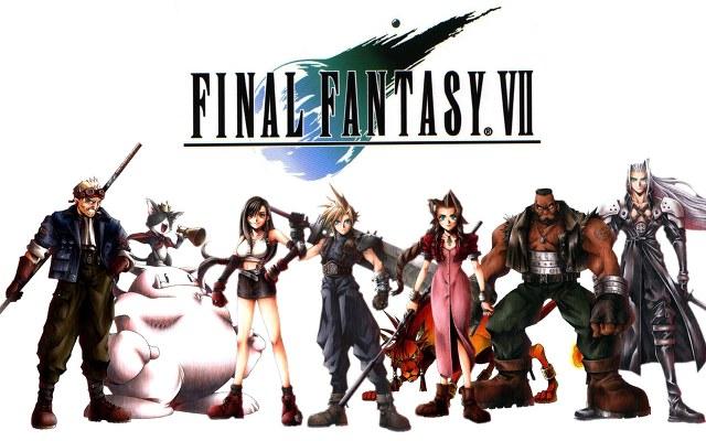 파이널판타지7(Final Fantasy VII)