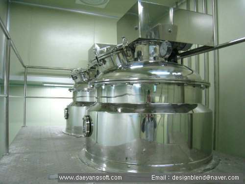Supplied all kinds of accessories relating to softgel machine line