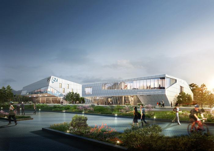 [News] 포스코A&C, 인천 청라 복합 문화센터 디