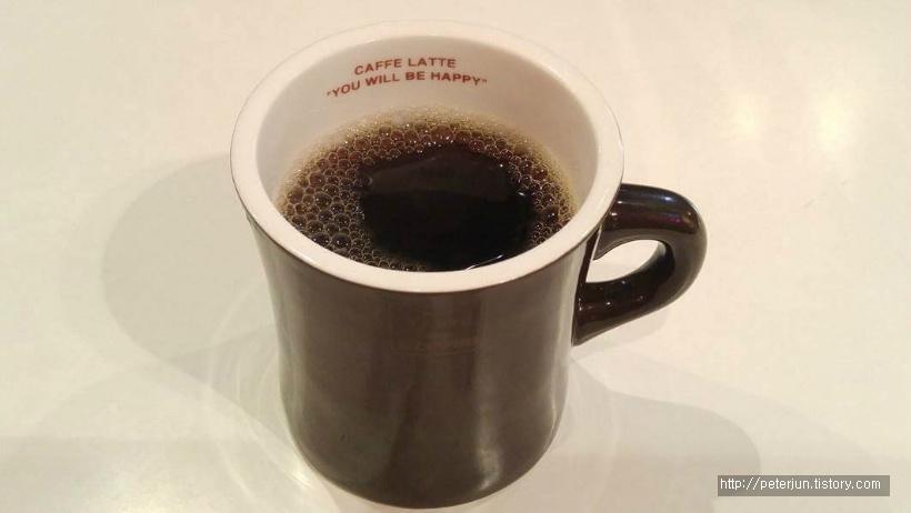 커피 아메리카노