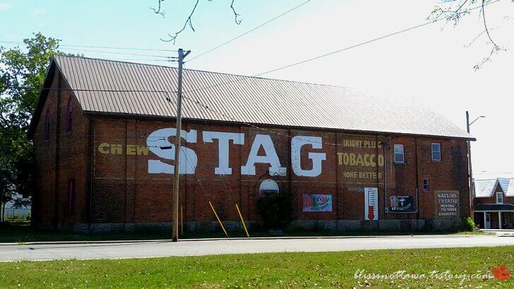 캐나다 담배 STAG입니다