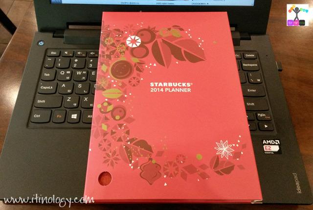 starbucks 2014 diary