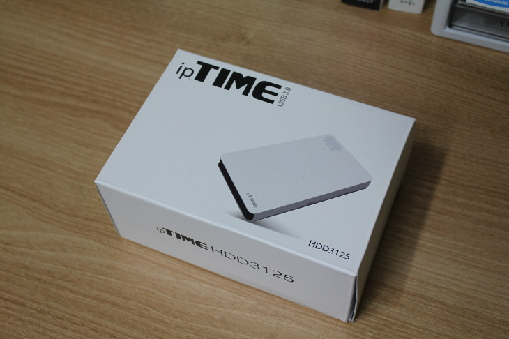 EFM네트웍스 ipTIME HDD 3125 외장하드 케이스 사용후기 아이피타임 외장하드 리뷰