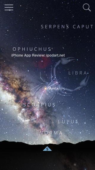 Sky Guide 2014 애플 디자인 어워드