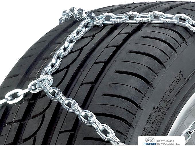 자동차 타이어 스노체인