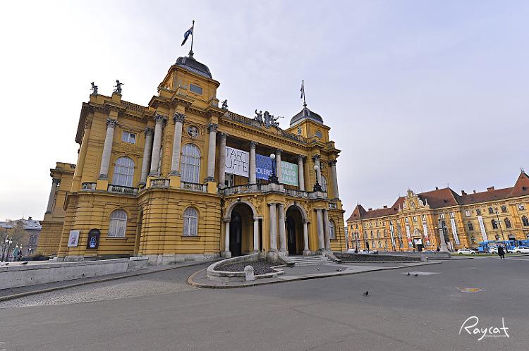 자그레브 국립극장