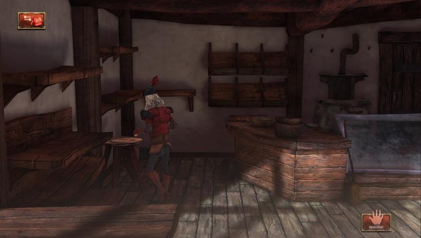 킹스 퀘스트 2015 챕터5 공략 #2(King's Quest Ch. 5)