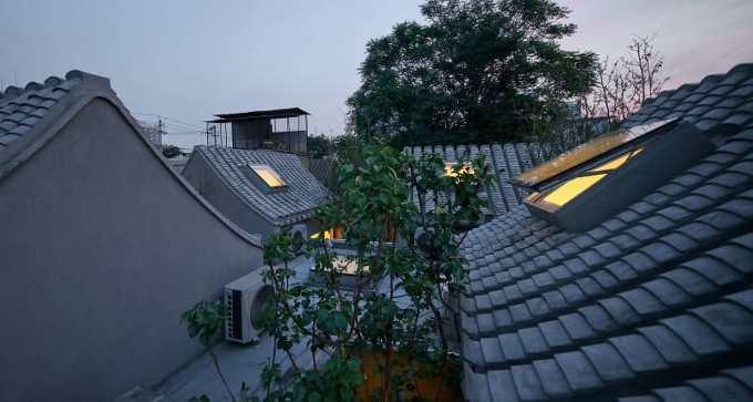 *전통가옥을 변형한 임대주택-[ TAO (TRACE ARCHITECTURE OFFICE) ] SPLIT HOUSE