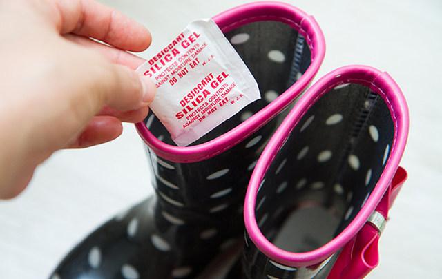 신발냄새없애는방법 제습제재활용 생활