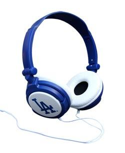 la dodgers headphone