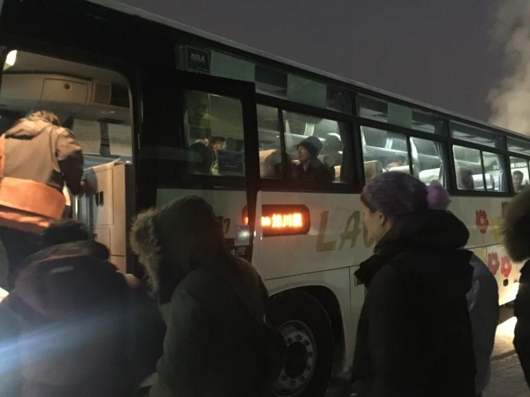 [일본 스키 여행 5편] 라벤더 버스 이용해서 후라노 시내 편의점, 마트 다녀오기