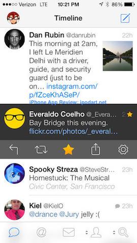 Tweetbot 3 for Twitter 아이폰 추천 베스트 앱 2013