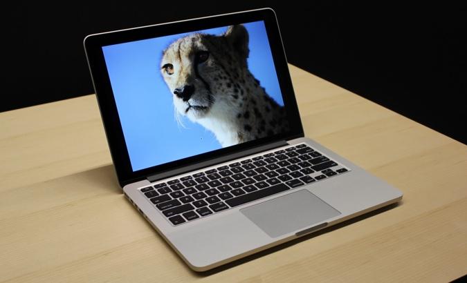 macbook pro sở hữu cấu hình mạnh