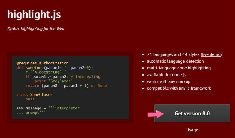 블로그 문법강조, 프로그래밍 소스코드 문법 하이라이트, Syntax Highlighting, 문법강조, 소스코드 강조, 문법 하이라이트, 코드 하이라이트, SyntaxHighlighter, highlight.js