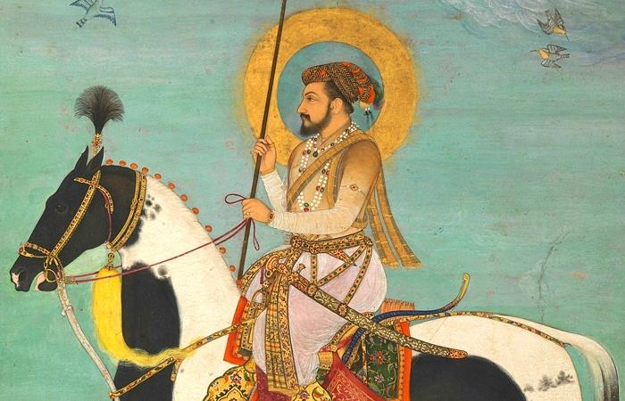 사진: 인도 무굴제국의 제5대 황제 샤 자한은 1600년대의 왕이다. 왕비를 너무 사랑해서 타지마할의 뜻을 왕관이라고 표현했다. [인도 무굴제국의 샤 자한 황제]
