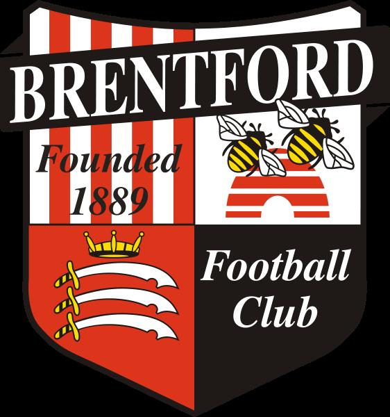 Brentford FC crest(emblem)