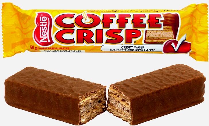 한국 귀국시 캐나다에서 꼭 사야 할 기념품 커피 크리스피