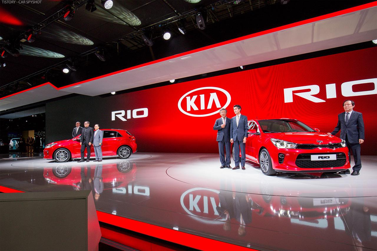 [2016 Paris] all-new Kia Rio