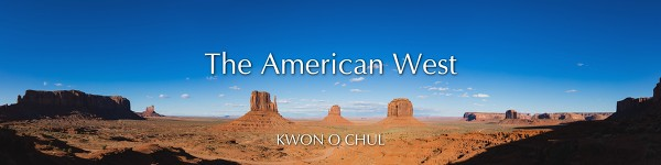 The American West - 8K x 3 초고해상도 영상