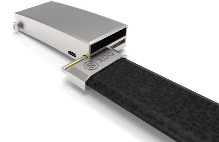 보조 배터리, 휴대용 충전기, 벨트 충전, XOO 벨트, XOO belt, indiegogo, 벨트형 베터리, 벨트형 보조 배터리,