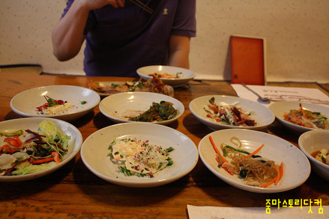 한정식, 음식점, 맛집
