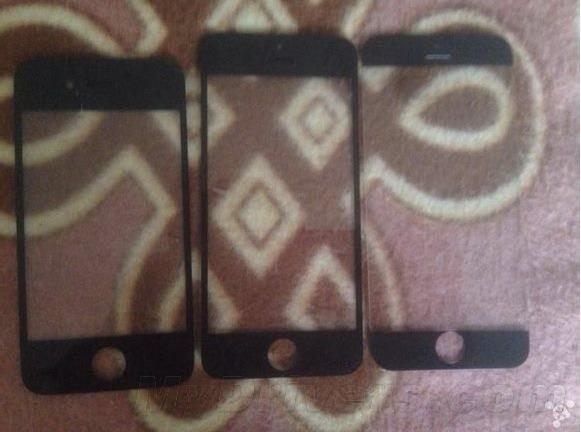 아이폰6 크기 4.7인치 베젤리스
