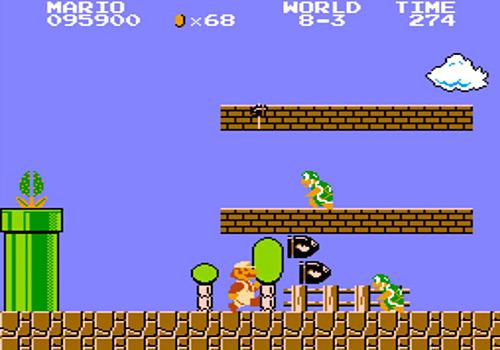 슈퍼마리오 Super Mario Bros