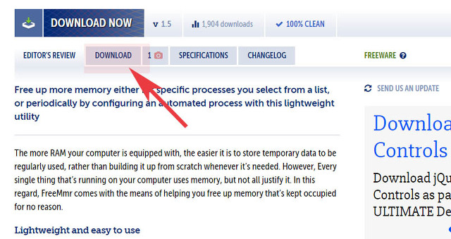 메모리 램 정리 빠르게하는 프로그램 엠엠알 설치 및 사용하기