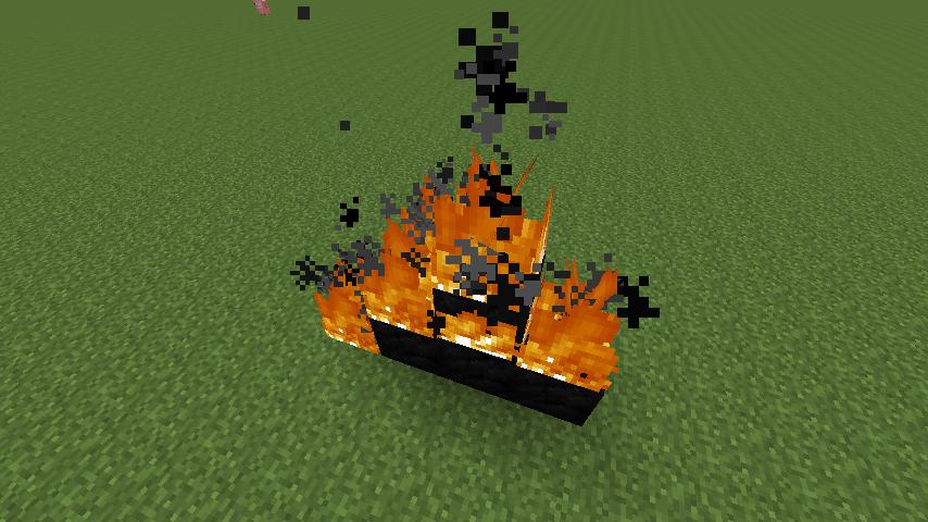 마인크래프트 석탄 블록
