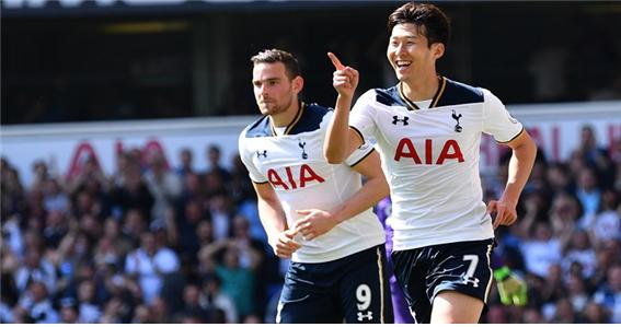 한국 축구선수들이 속한 구단들의 스폰서 기업