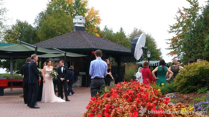 캐나다 결혼식
