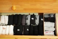 양말, 페트병, 박스, 정리, 서랍장, 노하우