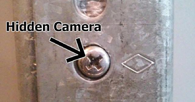 몰래카메라 화장실