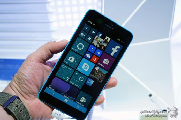 마이크로소프트, MS, MWC, 루미아, lumia, 640Xl