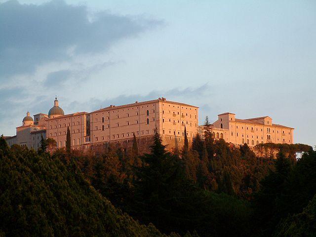 몬테카시노 수도원