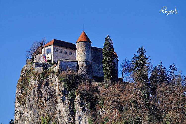 슬로베니아 블레드 성