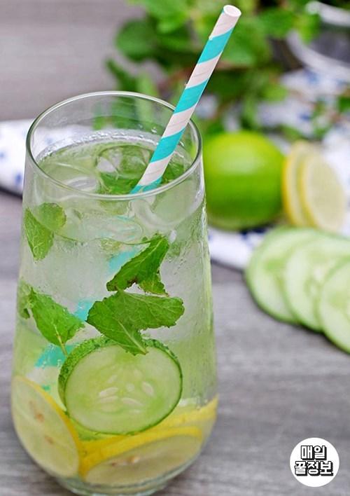 레몬물다이어트 오이물다이어트 비타민워터 건강