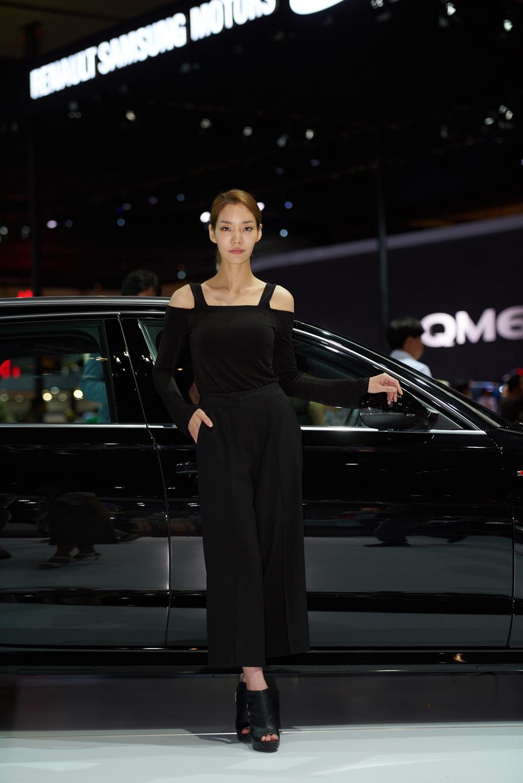 Audi Model - 이연수