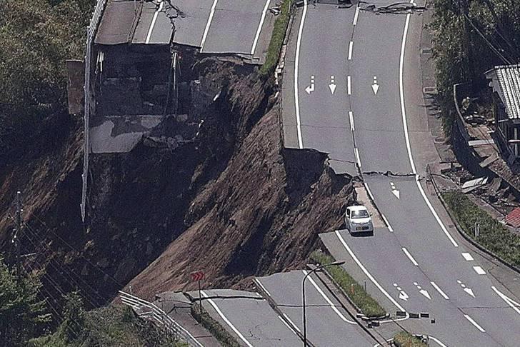 국민안전처에서 알려주는 '지진 발생 시 대피요령'