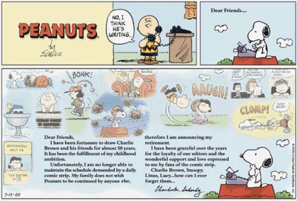 50년간 연재된 자신의 만화 제목을 평생 혐오한 만화가