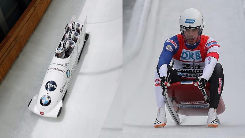 사진: 봅슬레이, 루지 차이는 선명하다. 동계올림픽 최고 속도를 자랑한다.